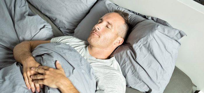 خوابیدن بعد از عمل بینی