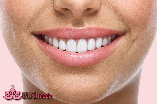سفیدی دندان توسط پزشک