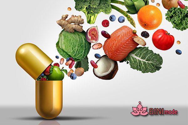کمبود ویتامین ها را جبران کنید