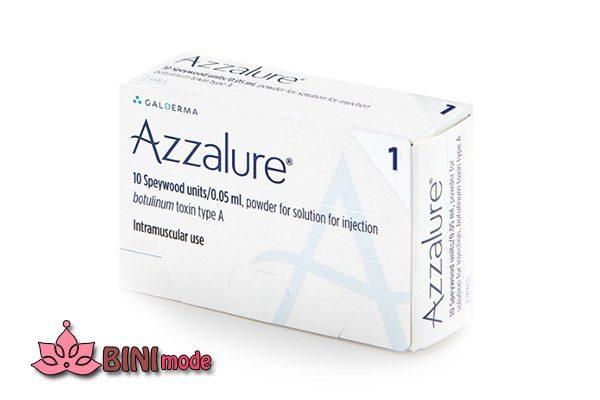 Alzzalure آزالور برای بوتاکس