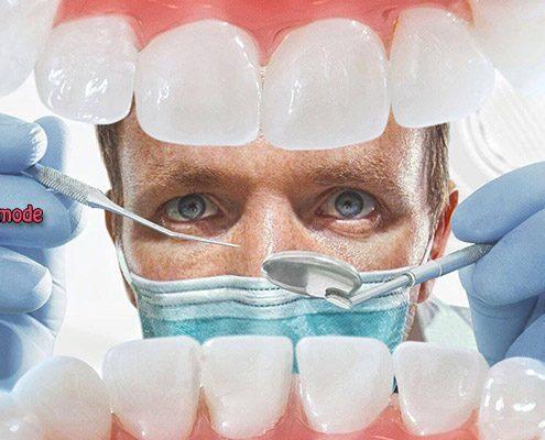 تاثیرات لثه بر نتیجه کامپوزیت دندان