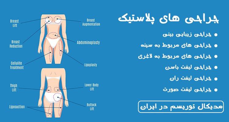 جراحی پلاستیک در ایران